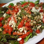 poblano pepper salad