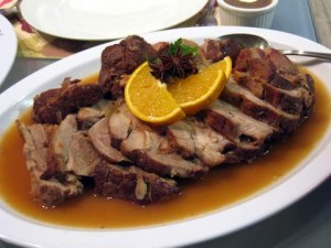 Braised Pork