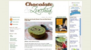 Chocolate and Zucchini Home Page