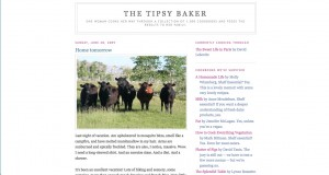 The Tipsy Baker Home Page
