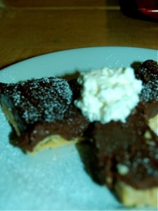 Chocolate Dulce de Leche Shortbread Bars